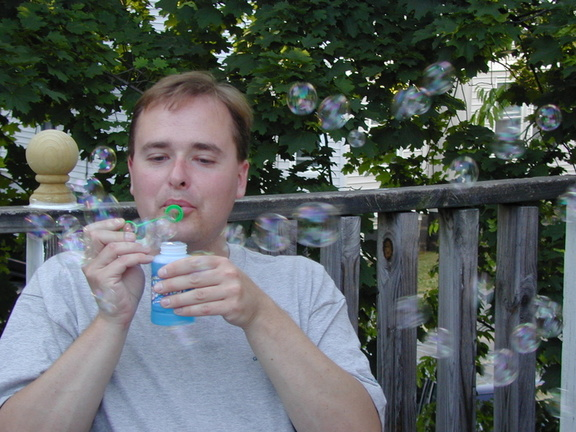 mike bubbles 1